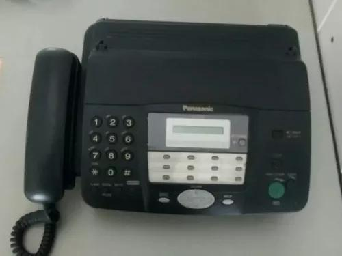 Fax panasonic 110 v - kx ft901