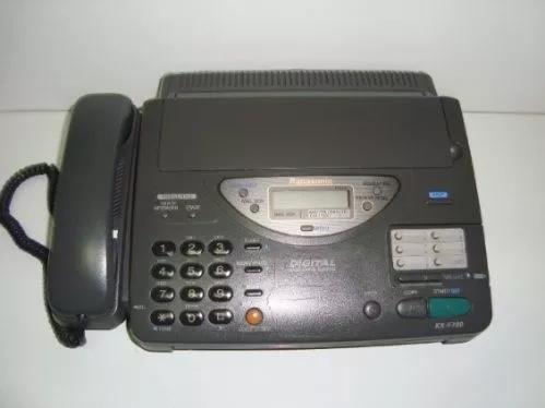 Fax panasonic - kx f750