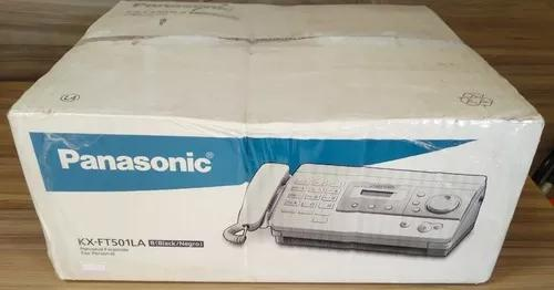 Fax panasonic kx novo s