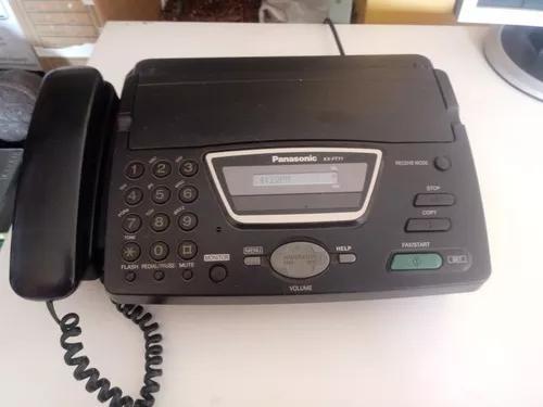 Fax panasonic kx-ft71 (usado)