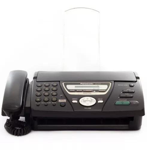 Fax panasonic kx-ft77