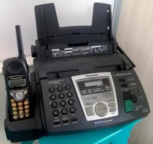 Fax panasonic tel s