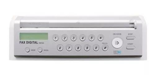 Fax scanner digital hikor mod: dm1000 usb portatil xp vista