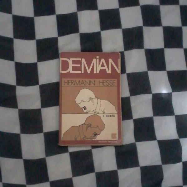 Iivro - demian (versão antiga) { hermann hesse }