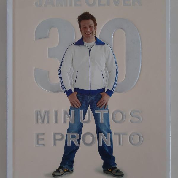 Jamie oliver 30 minutos e pronto