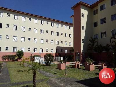 Jundiaí - apartamento padrão - parque residencial eloy