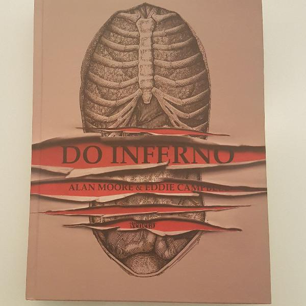 Livro Do Inferno HQ