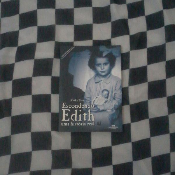 Livro - escondendo edith { kathy kacer }