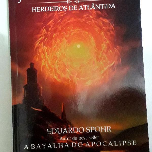 """Livro """" filhos do éden"""" (volume 1)"""