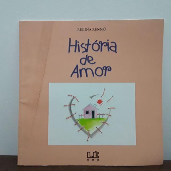 Livro: história de amor