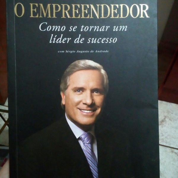 Livro o empreendedor de roberto justus