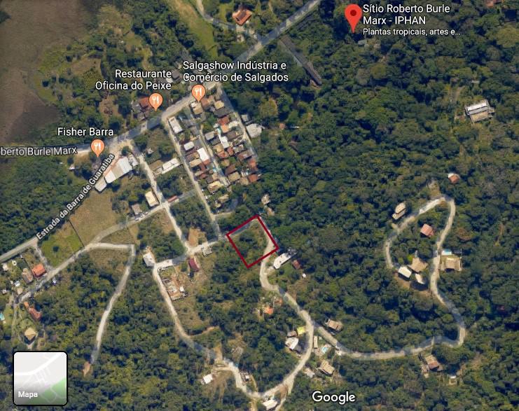Lote/terreno para venda tem 300 metros quadrados em