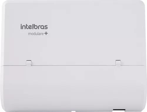 Micro central pabx intelbras conecta + 2 linha 8 ramais+disa