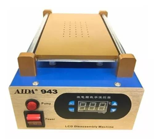 Máquina Separadora Touch Lcd Sucção Vacum Aida 943
