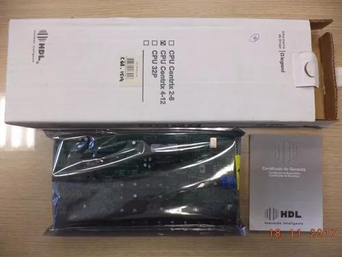 Placa cpu centrix 4x12 placa mãe central telefônica hdl