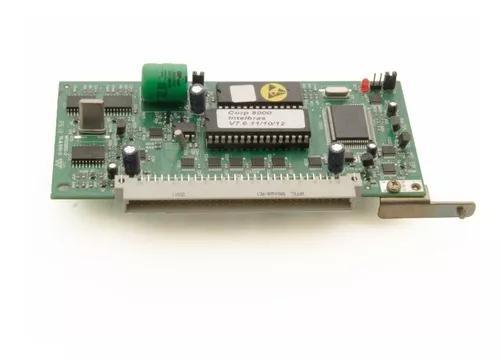 Placa cpu pabx intelbras corp 8000 3030133/4 1085026