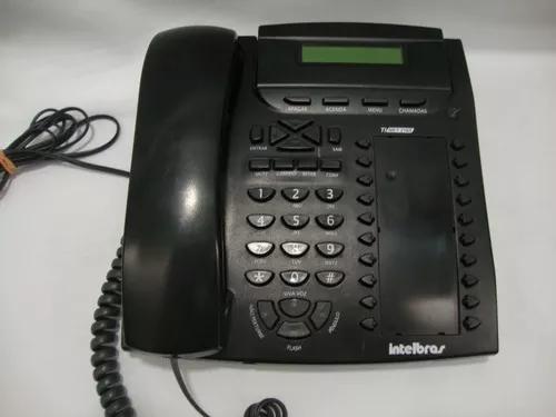 Telefone intelbras nkt 2165 **usado perfeito**