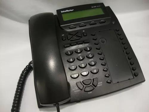 Terminal telefone intelbras nkt 4245i **usado perfeito**