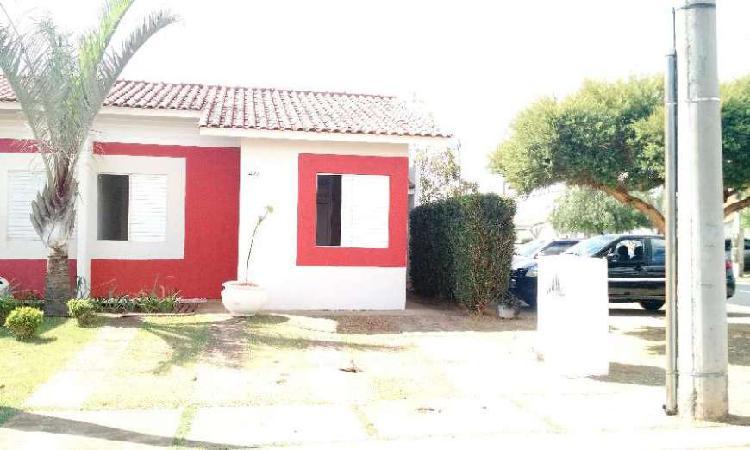 Uberlandia - casa de condomínio - jd california