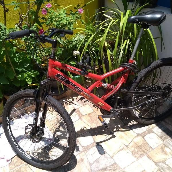 Bike gps full suspension