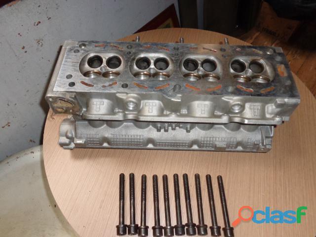 Cabeçote do motor GM Vectra 2.2. 16v