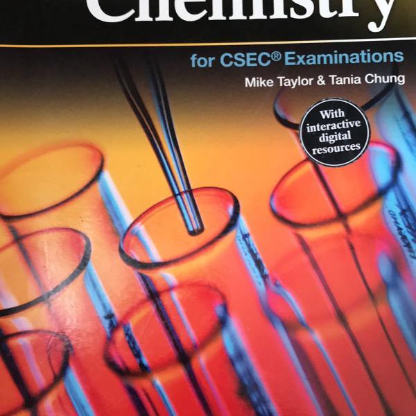 Chemistry for csec examinations