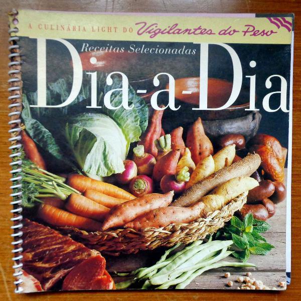 Dia a dia culinária vigilantes do peso receitas selecionada
