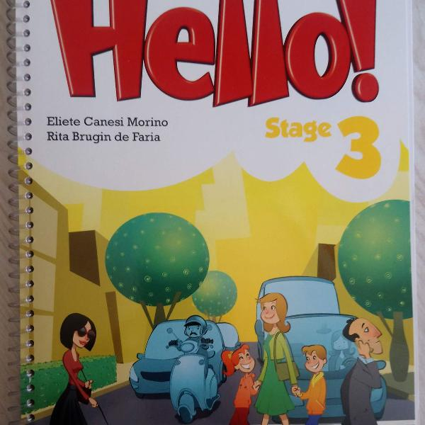 Hello! - stage 3 - 3º ano