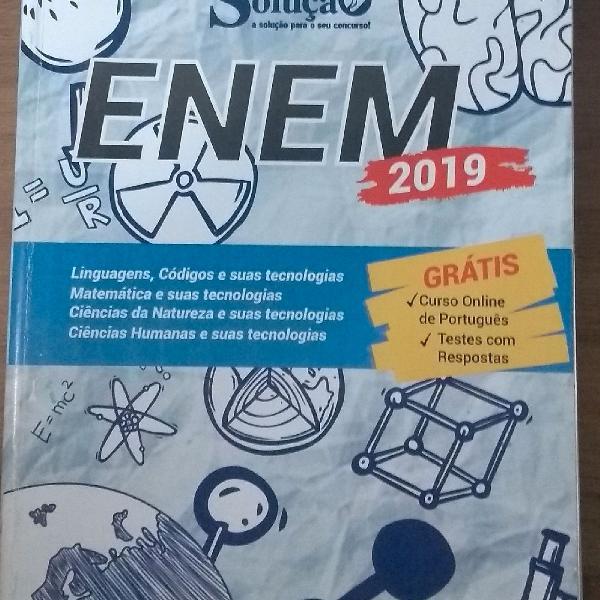 Livro - enem 2019