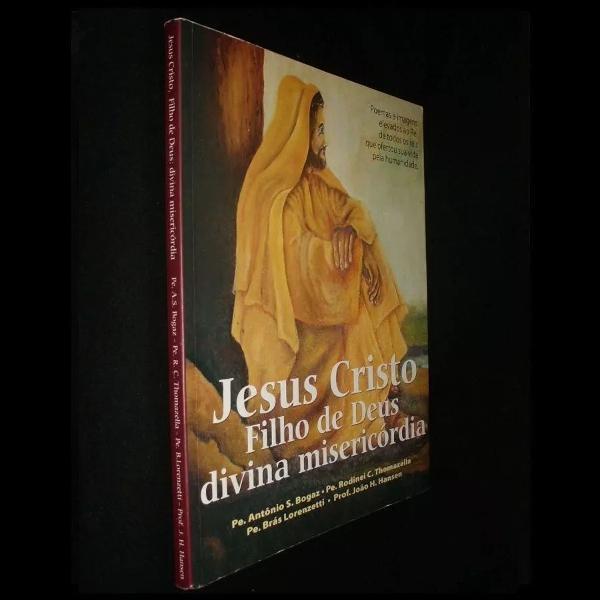 Livro jesus cristo filho de deus - divina misericórdia