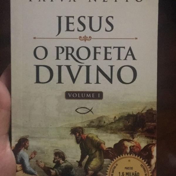 Livro jesus o profeta divino
