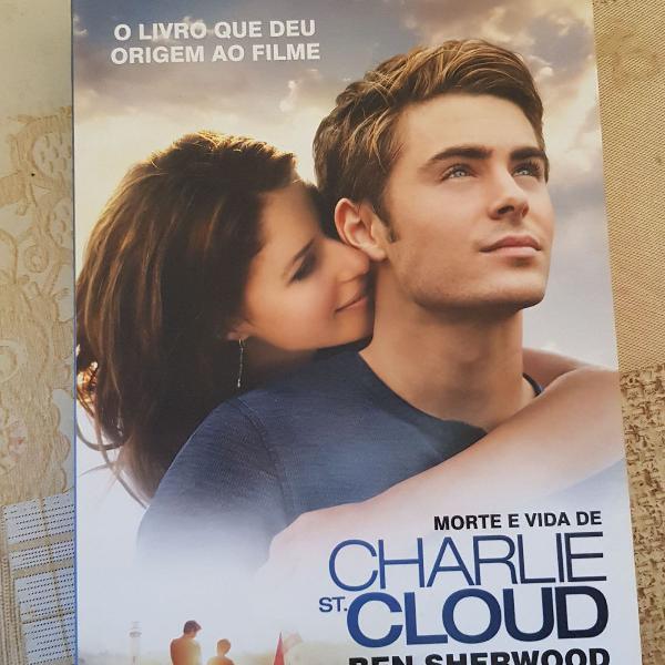 Livro morte e vida de charlie st cloud - bem sherwood