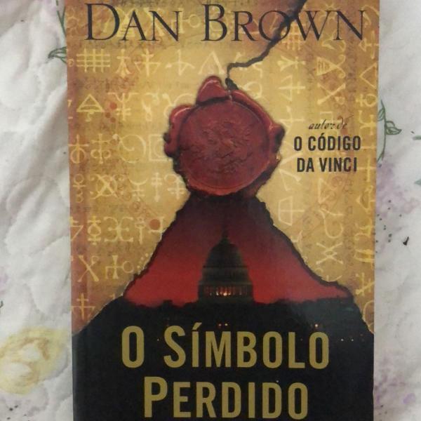 Livro o símbolo perdido dan brown versão reduzida