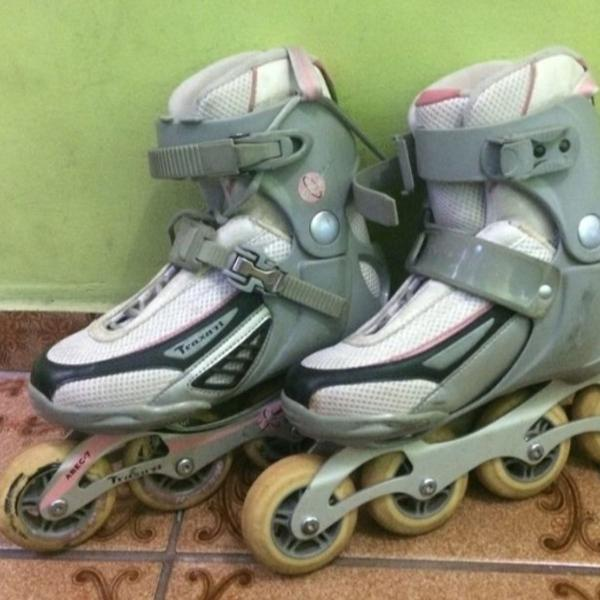 Patins in line traxart abec 7