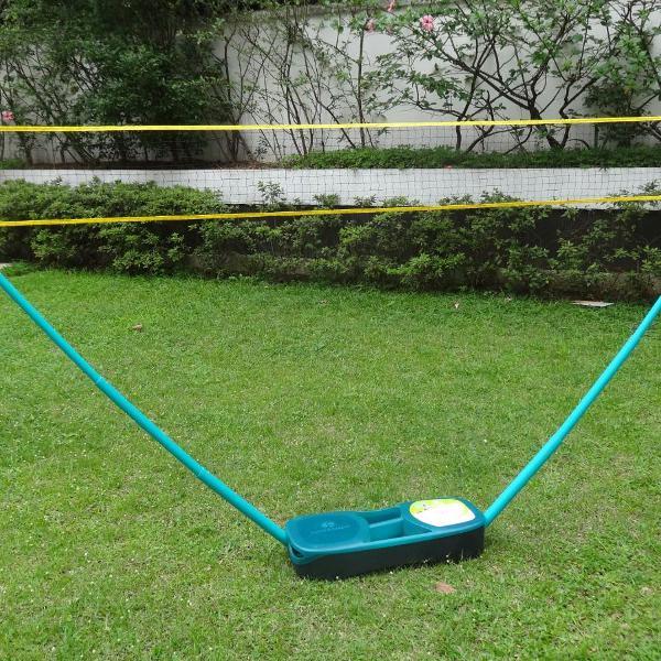 Rede de badminton, volei, peteca, fut volei, frescoball,