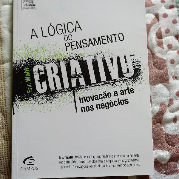 Seja criativo