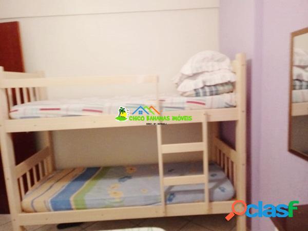 Locação Temporada 01 dormitório Acomodação p/ 6 pessoas 2
