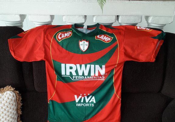 Camisas de clubes de futebol - oficial -guarulhos