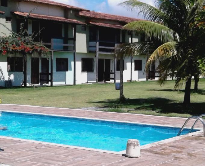 Casa duplex em guriri reveillon,.a 100m praia, cond. fechado