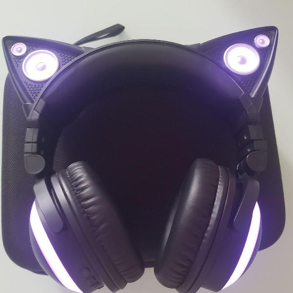 Cat ear headphone - brookstone