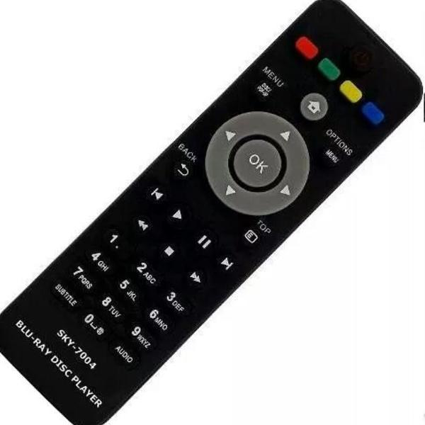 Controle remoto blu-ray philips bdp-2100 bdp-2100x