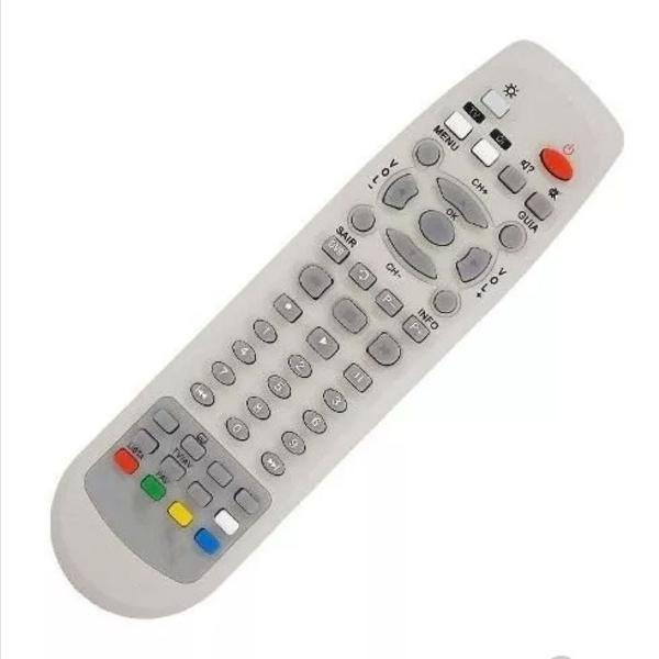 Controle remoto oi tv +controle remoto orbisat s2200 digital