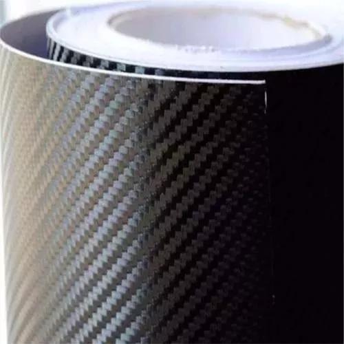 Envelopamento fibra carbono teto capo 5mx1,40m