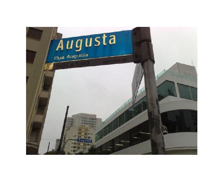 Hotel na região da rua augusta 17 suítes fundo comércio