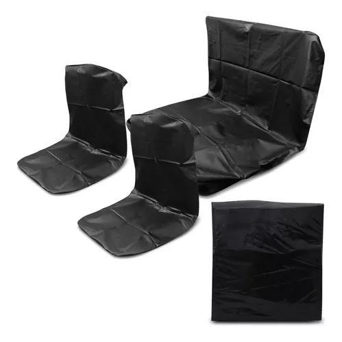 Kit capa protetora banco de carro pet areia agua mecânico