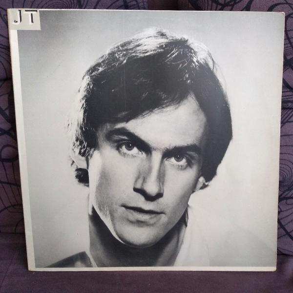 Lp james taylor - jt # original de 1977