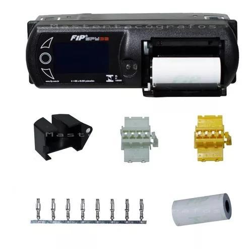 Tacógrafo fip de bobina + sensor com chicote 3mts