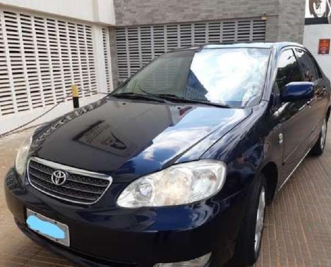 Toyota Corolla Xei 1.81.8 Flex 16v Aut.