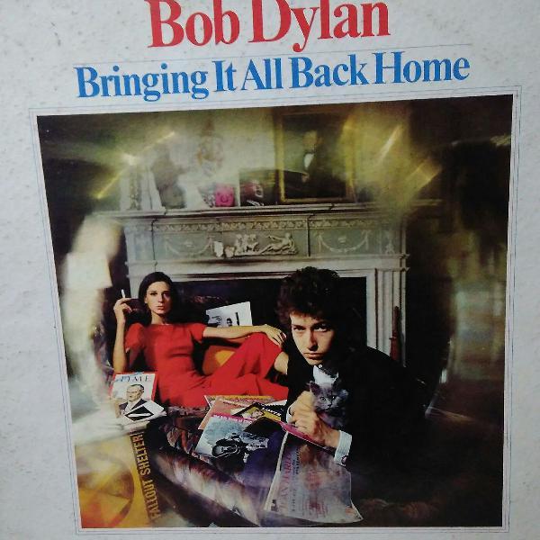 Vinil: bob dylan - bringing it all back home