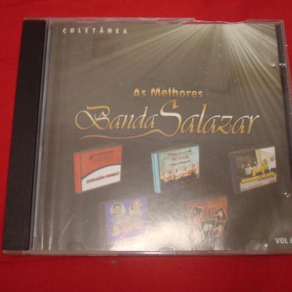 cd banda salazar volume 4